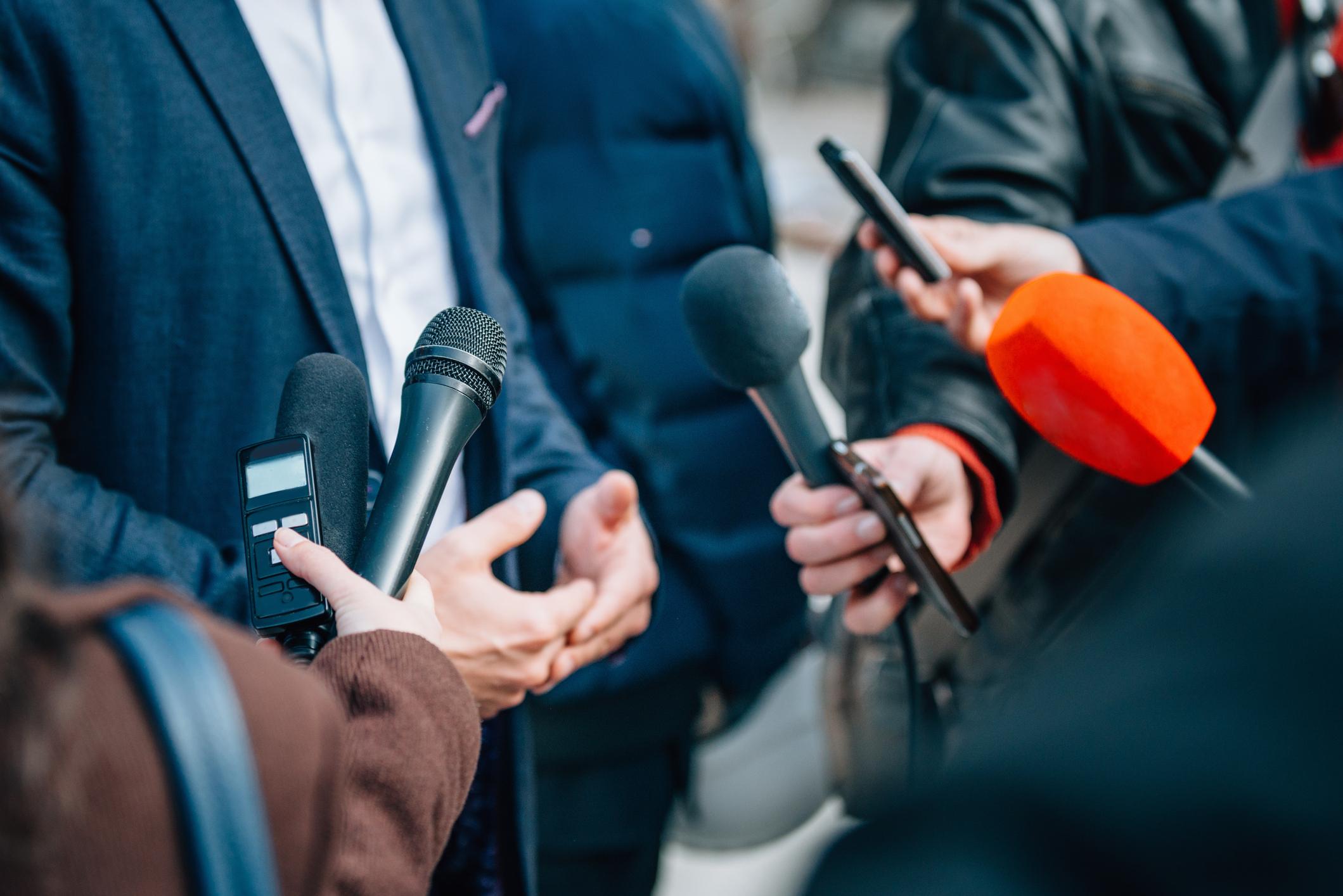 public relations interview